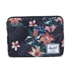 Herschel Anchor Sleeve 13-Inch Summer Floral Black