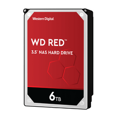 Western Digital WD Red 6TB SATA 6 GB/S 256MB