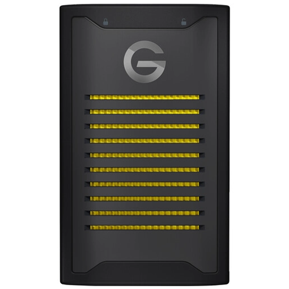 G-Technology 2TB ArmorLock Encrypted NVMe External SSD