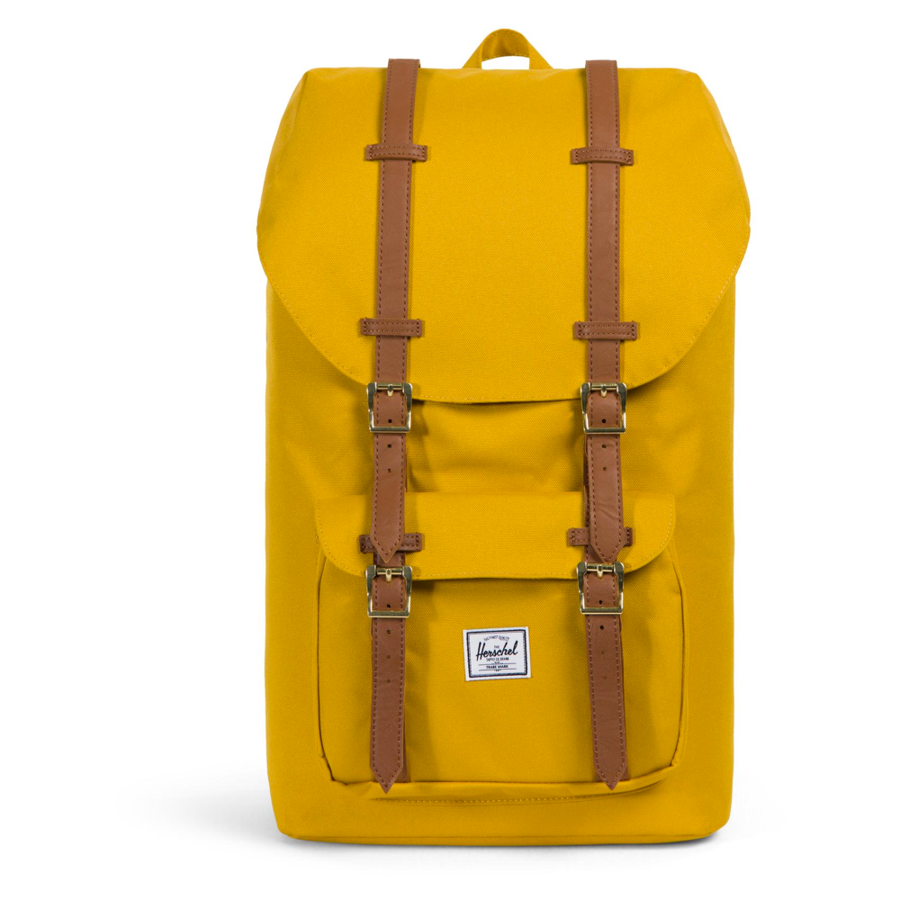 Herschel Little America Backpack Arrowwood/Tan