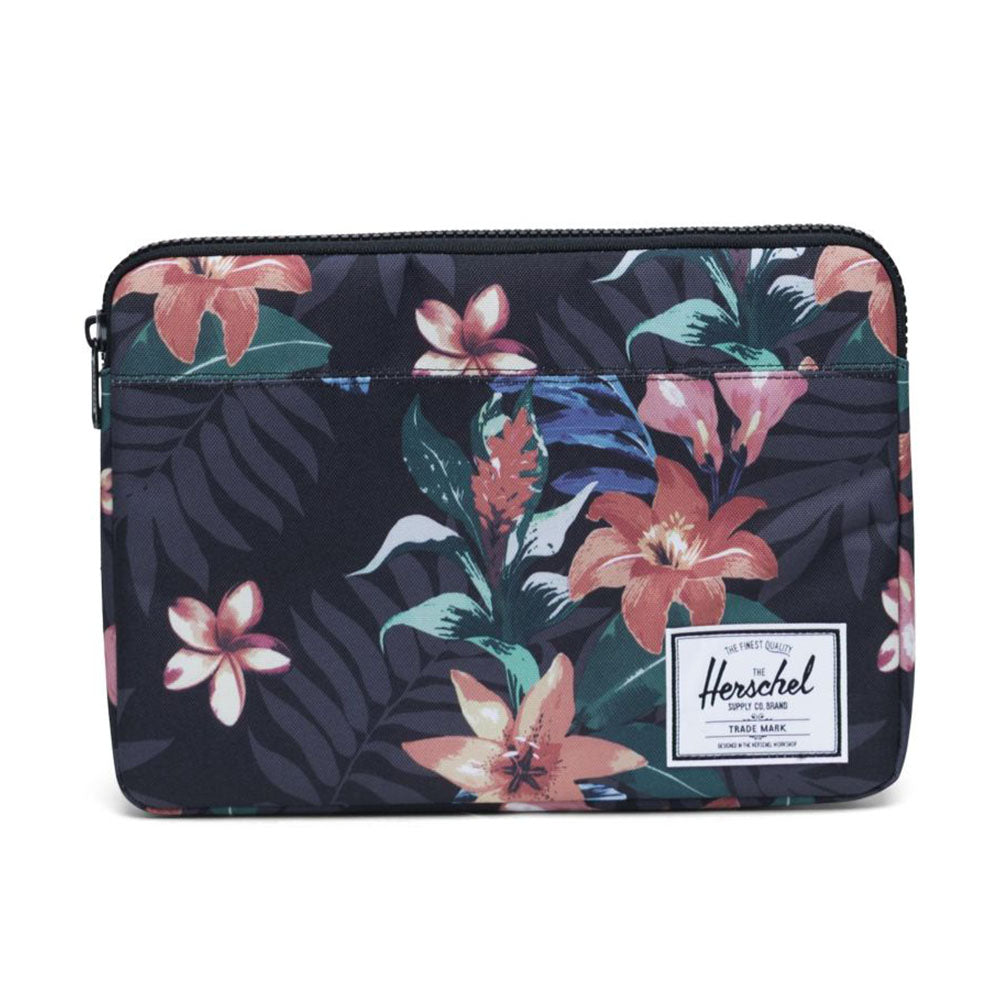 Copy of Herschel Anchor Sleeve 15-Inch Summer Floral Black