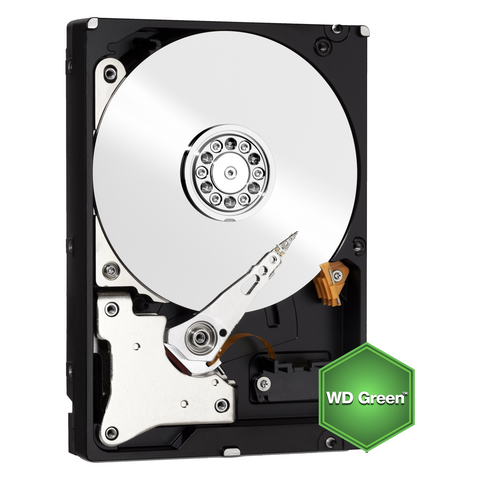 Western Digital Internal 3TB 3.5-inch Hard Drive- Refurbished