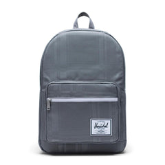 Herschel Pop Quiz Backpack Quiet Shade Plaid