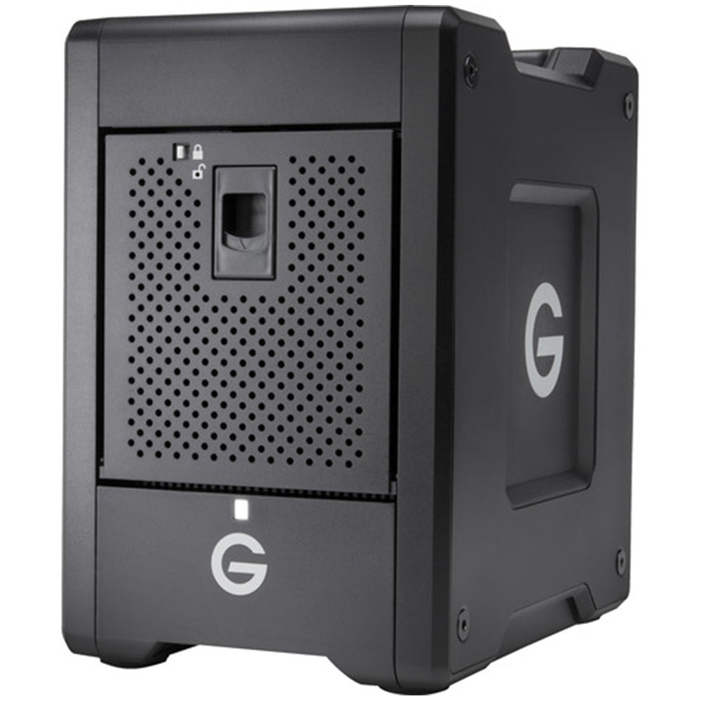 G-Technology G-SPeed Shuttle 40TB 4-Bay Thunderbolt 3 RAID Array