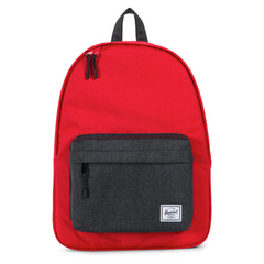 Herschel Classic Backpack Barbados Cherry Crosshatch/Black Crosshatch
