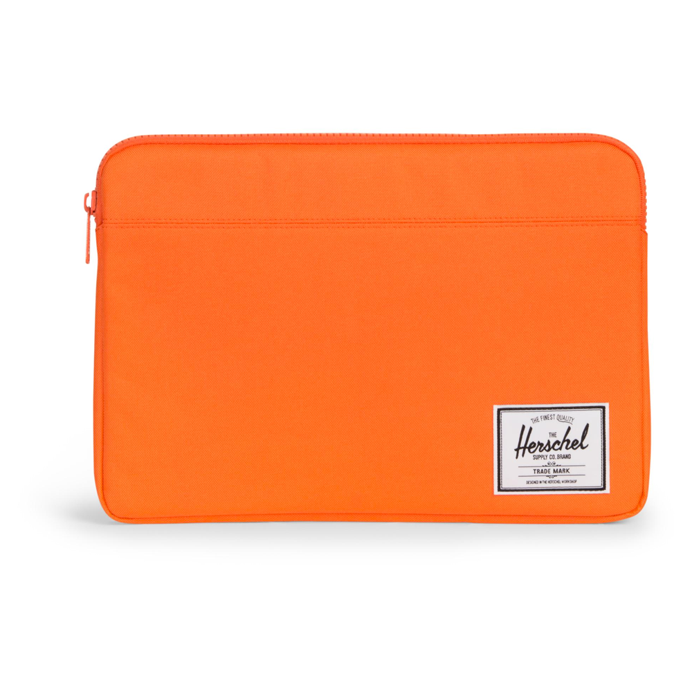 Herschel Anchor Sleeve Vermillion Orange 15-inch