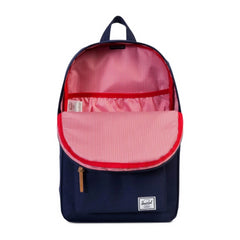 Herschel Heritage Backpack Mid-Volume Peacoat White Windsor Wine Veggie Tan