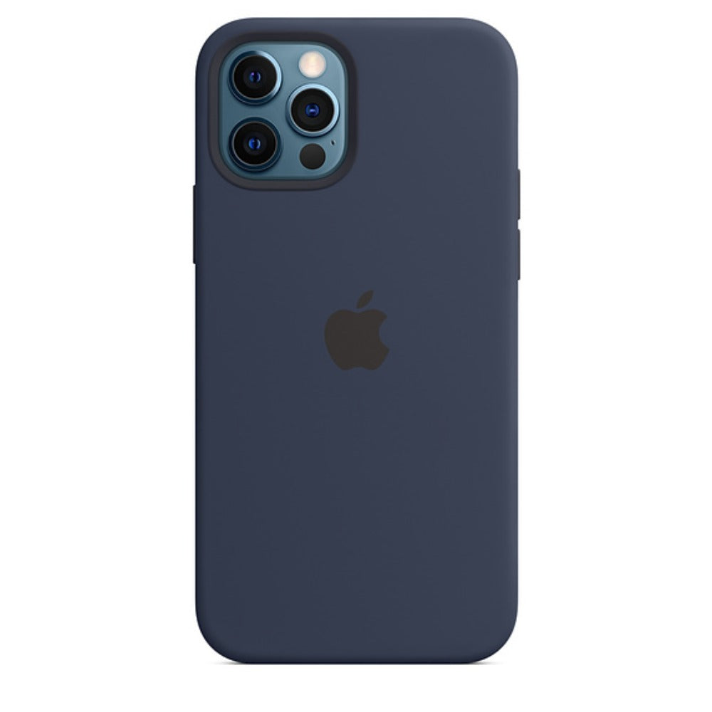 Apple iPhone 12/iPhone 12 Pro Silicone Case with MagSafe