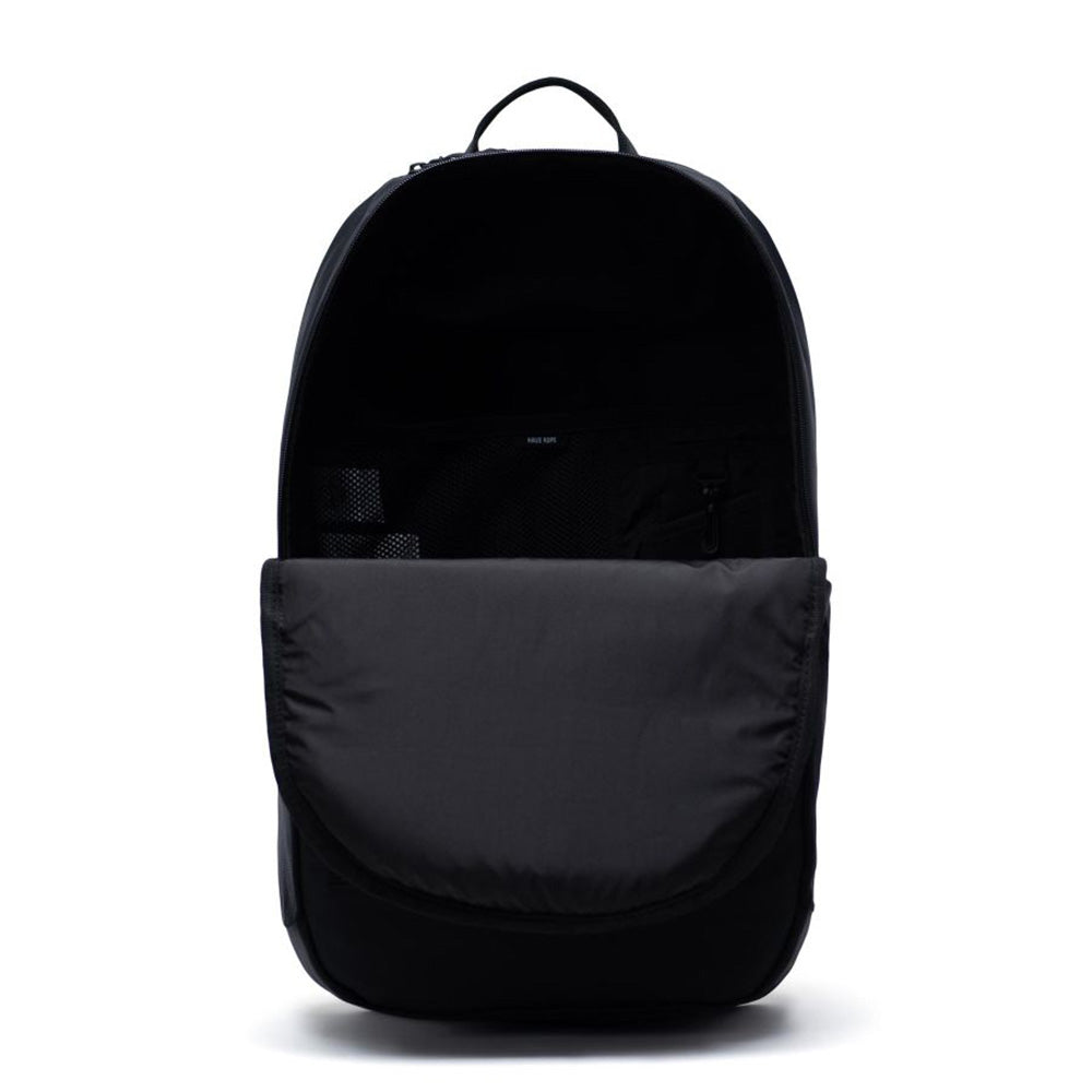 Herschel Mammoth Backpack Black