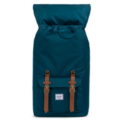 Herschel Little America Backpack Deep Teal/Tan