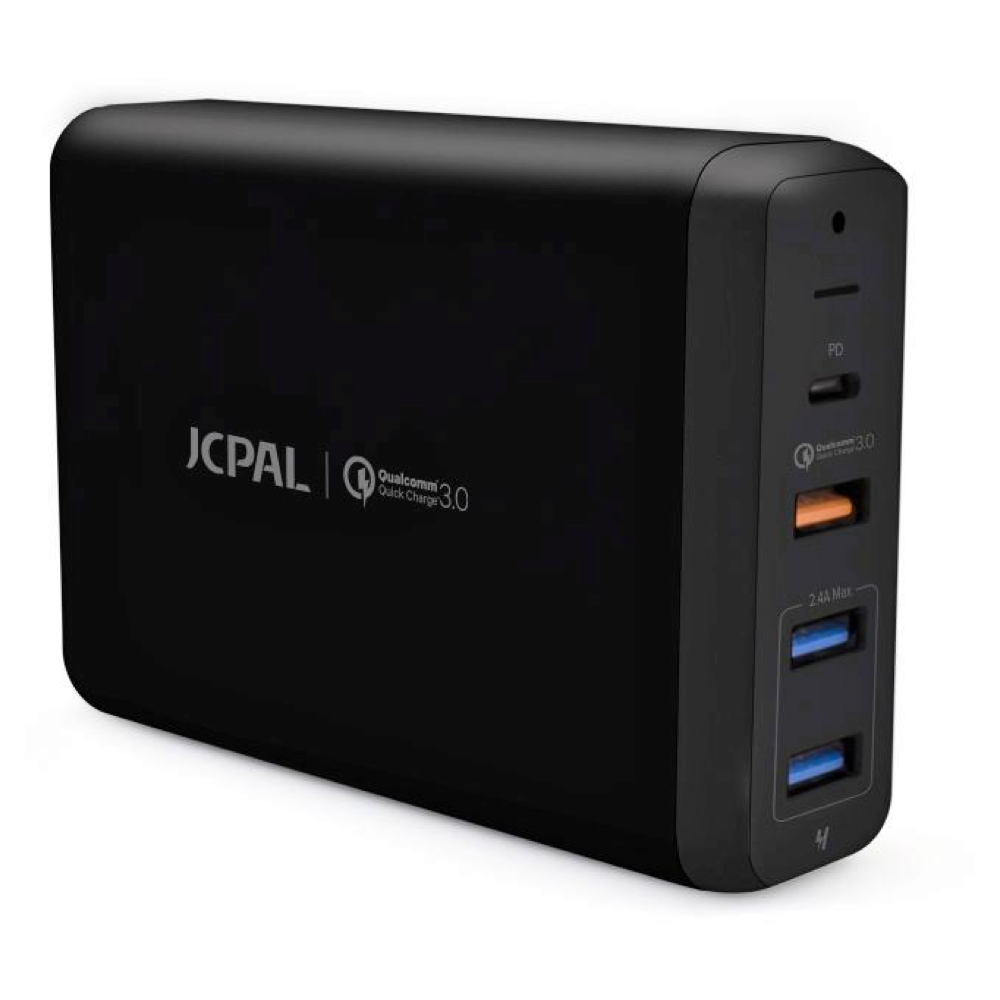 USB-C PD Multiport Desktop Charger