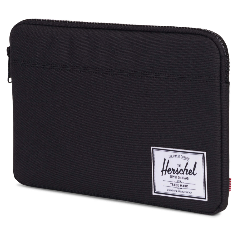 Herschel Anchor Sleeve Black 15-inch