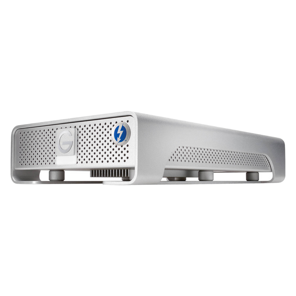 G-Tech G-Drive with Thunderbolt/USB3