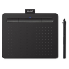 Wacom Intuos Creative Pen Tablet (Small, Black)