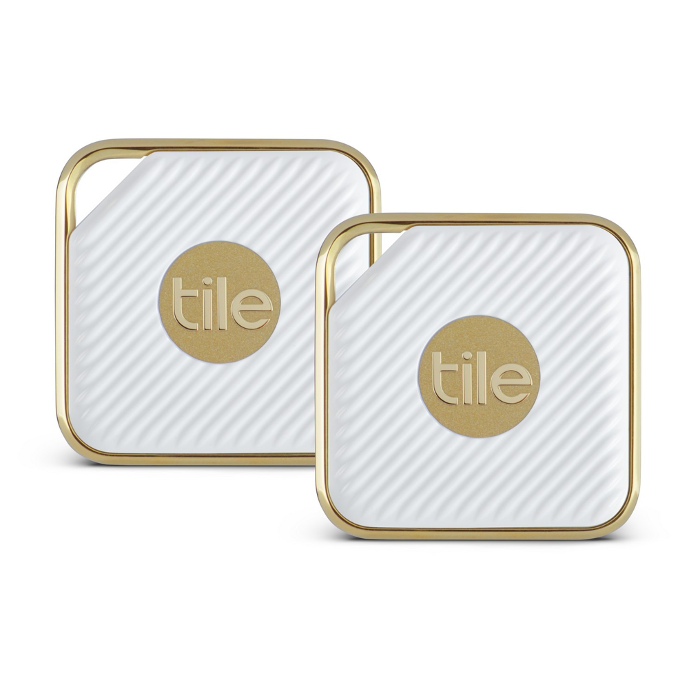 Tile Pro Series: Style 2-pack (Gold)