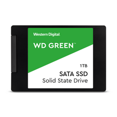 "WD 1TB Green SATA III 2.5"" Internal SSD"