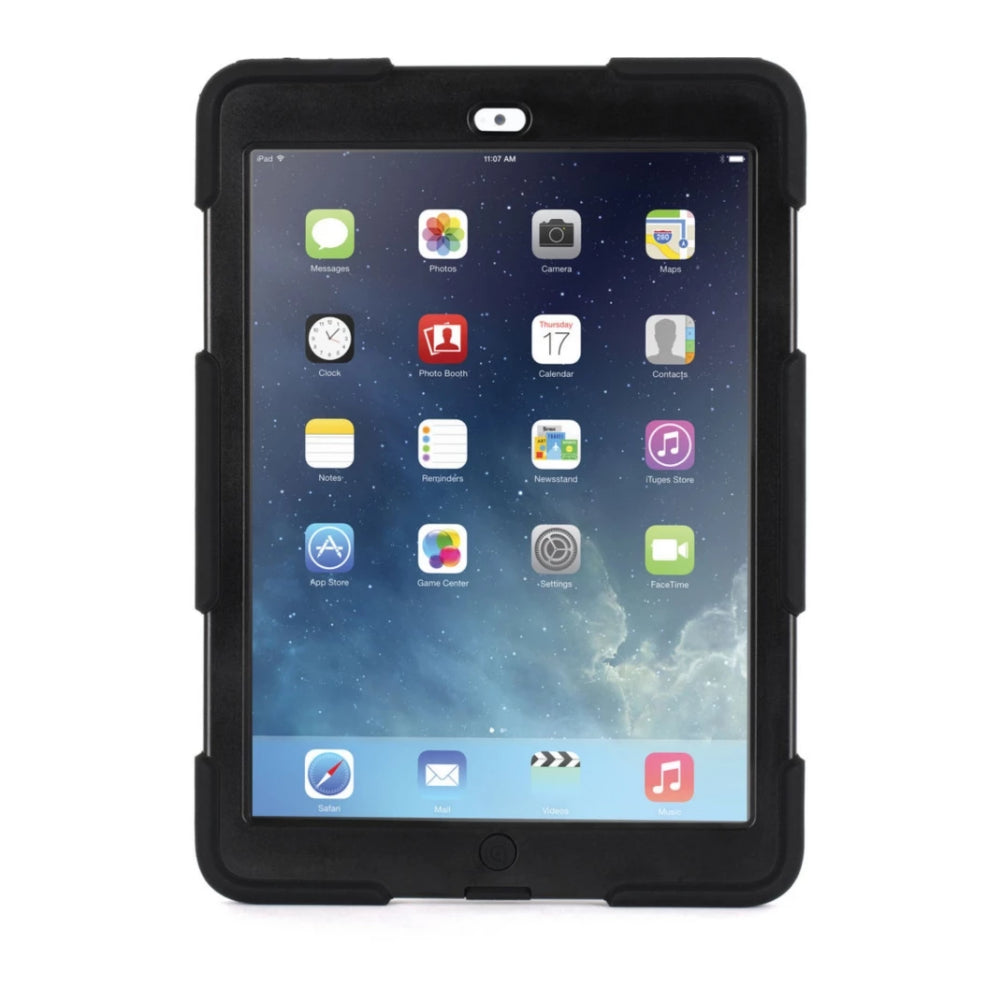 Griffin Survivor iPad Air Case Black (NS)
