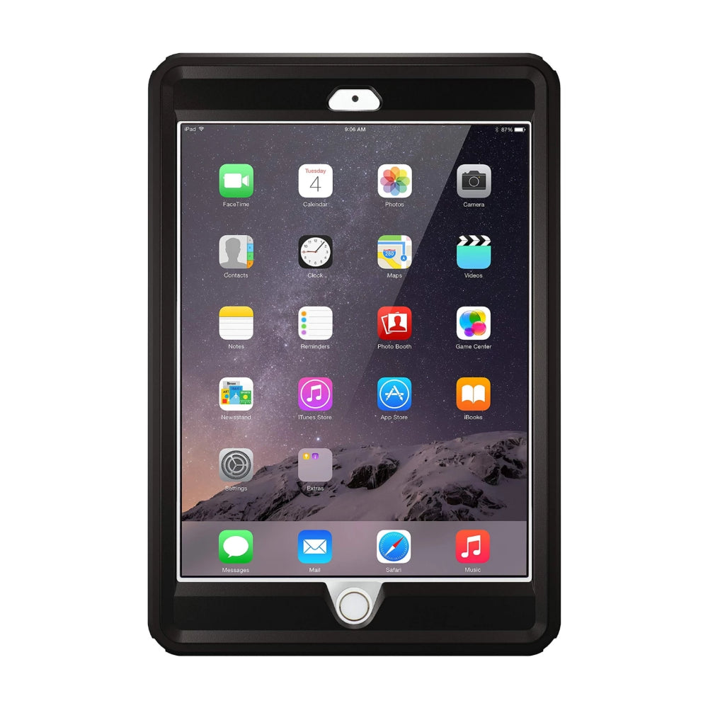 b7cd4813bc Otterbox Defender iPad Mini 1/2/3 Black – Simply Computing
