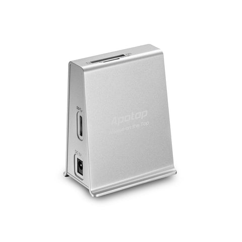 Apotop PyraHub3 USB 3.0 Card Reader and Hub Combo