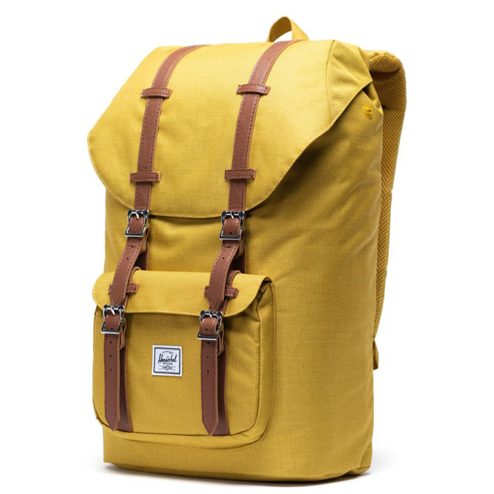 Herschel Little America 600D Poly - Arrowwood Crosshatch