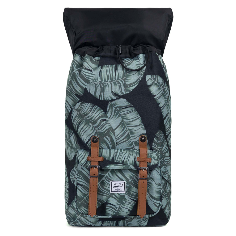 Herschel Little America Black Palm