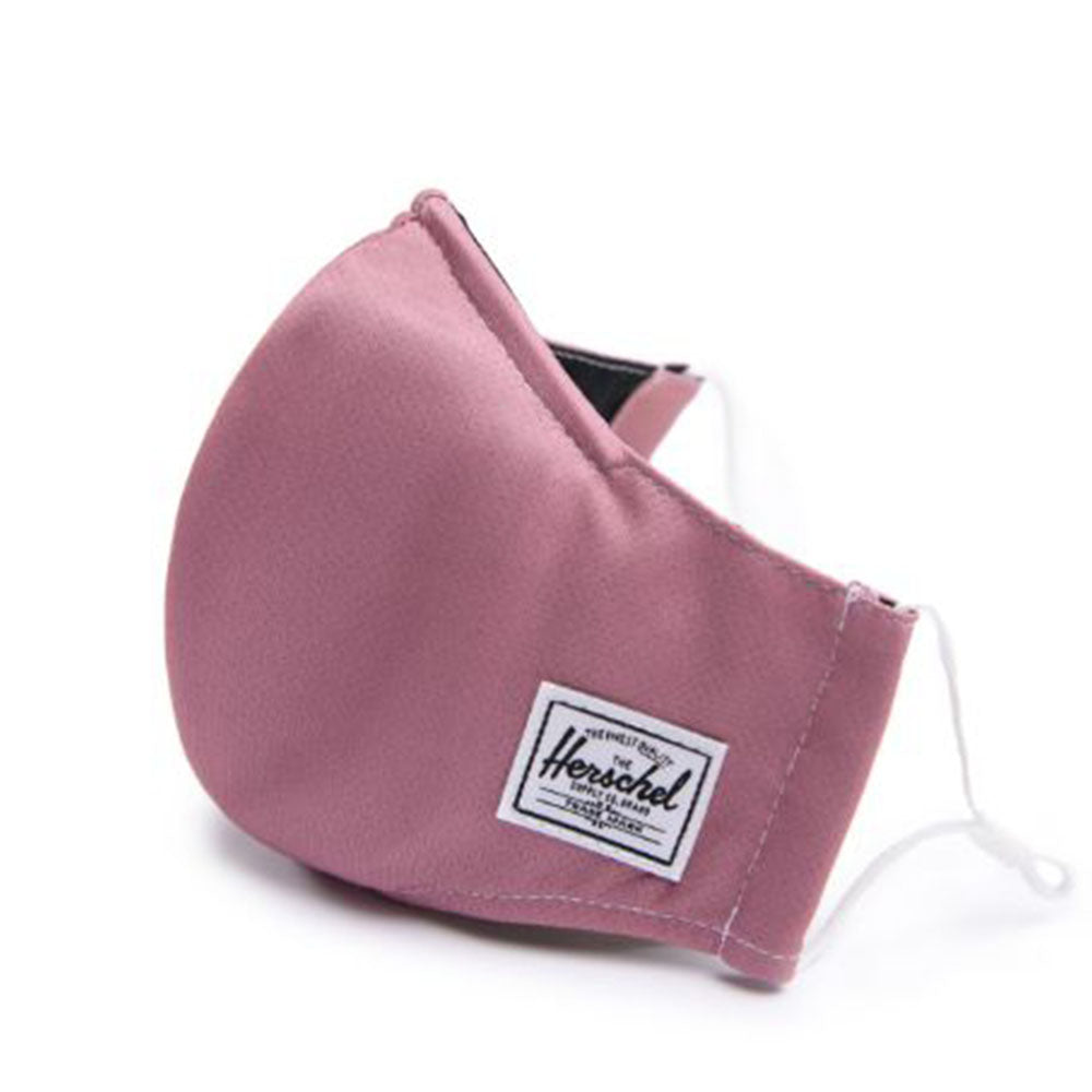 Herschel Classic Fitted Face Mask - Ash Rose