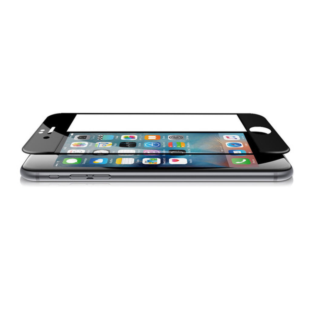 JCPal 3D Curved Glass Screen Protector for iPhone 6/6 Plus