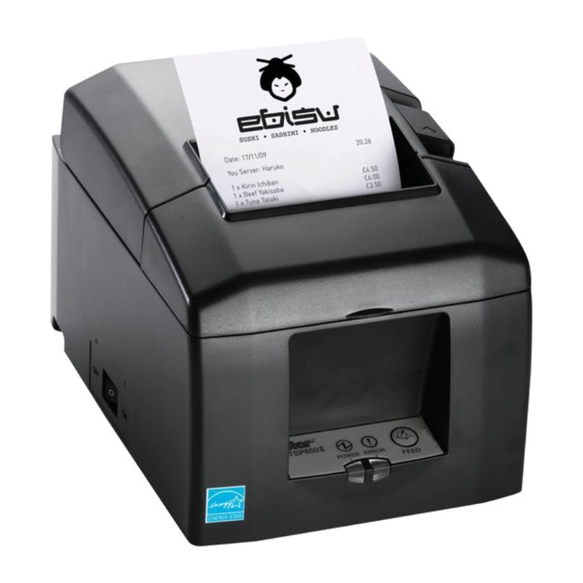 Star TPS 654 Thermal Receipt Printer