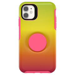 Otter + Pop Symmetry Series Case for iPhone 11