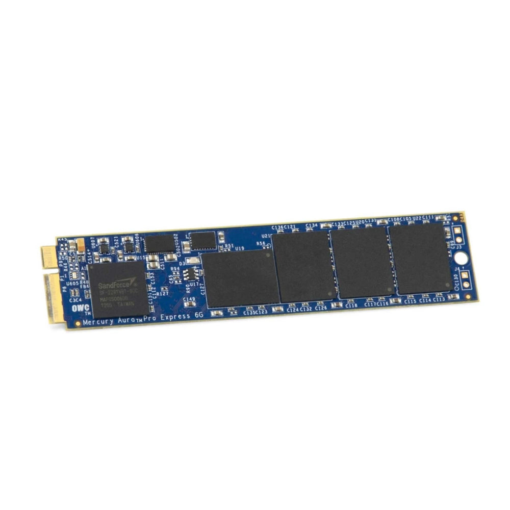 OWC 120GB Aura 6G SSD with Flash Internal Drive Upgrade