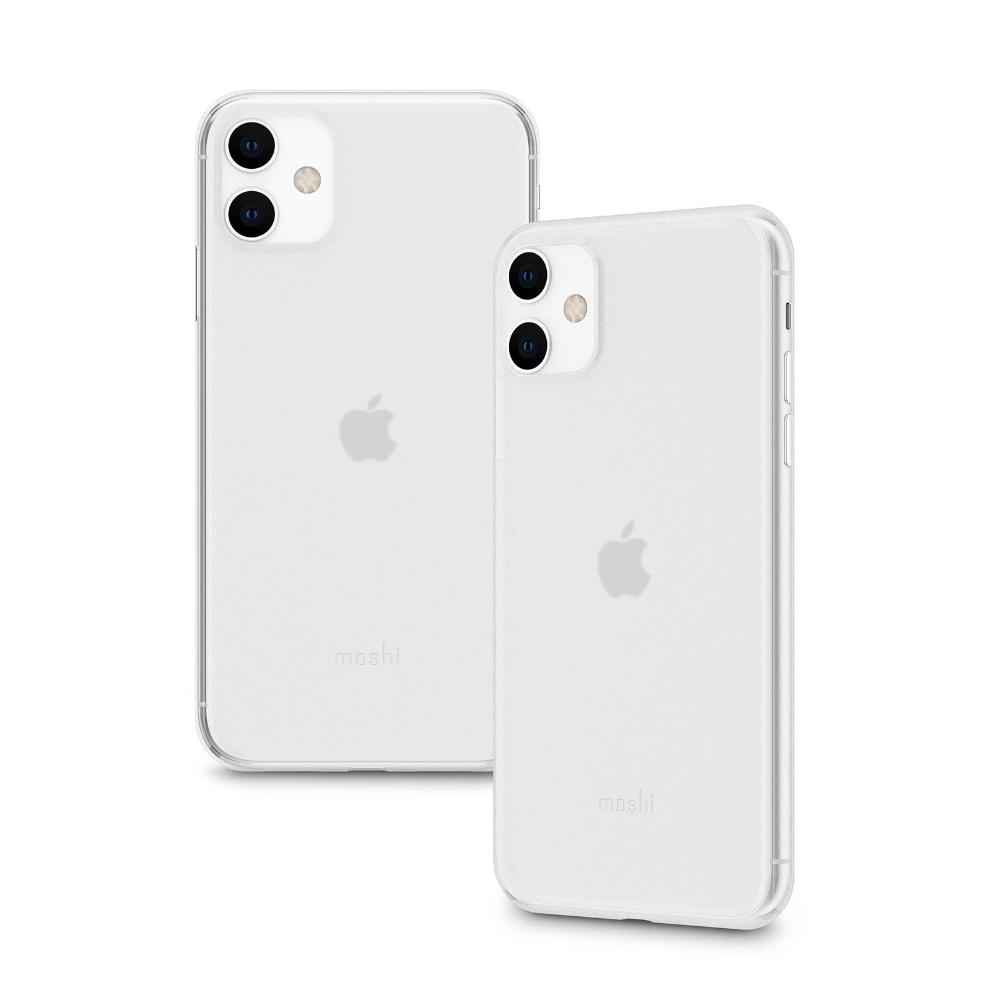 Moshi SuperSkin Matte Clear Case for iPhone 11