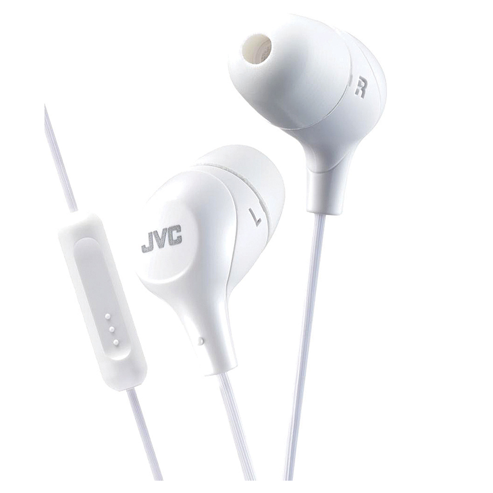 JVC Marshmallow Wired Headphones