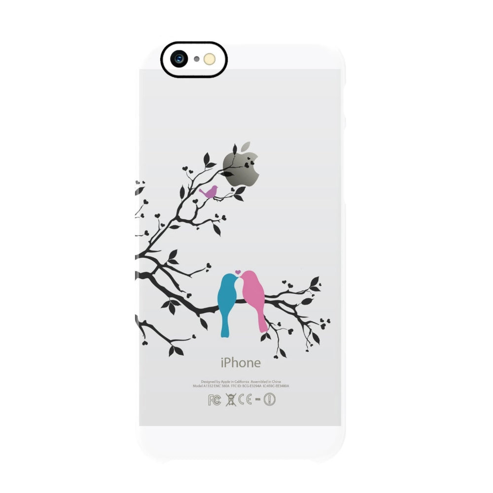 Uncommon C0089AP Deflector iPhone 6 Forever Birds Case