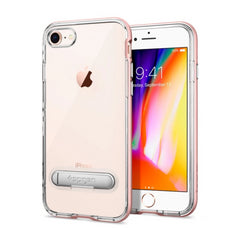 Spigen Crystal Hybrid Case for iPhone 8/7 Rose Gold