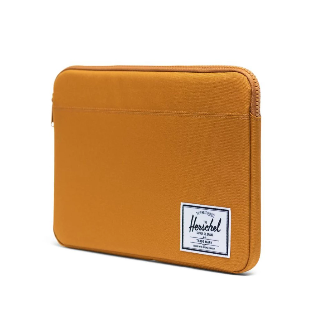 Herschel Anchor Sleeve New 13-Inch Buckthorn Brown