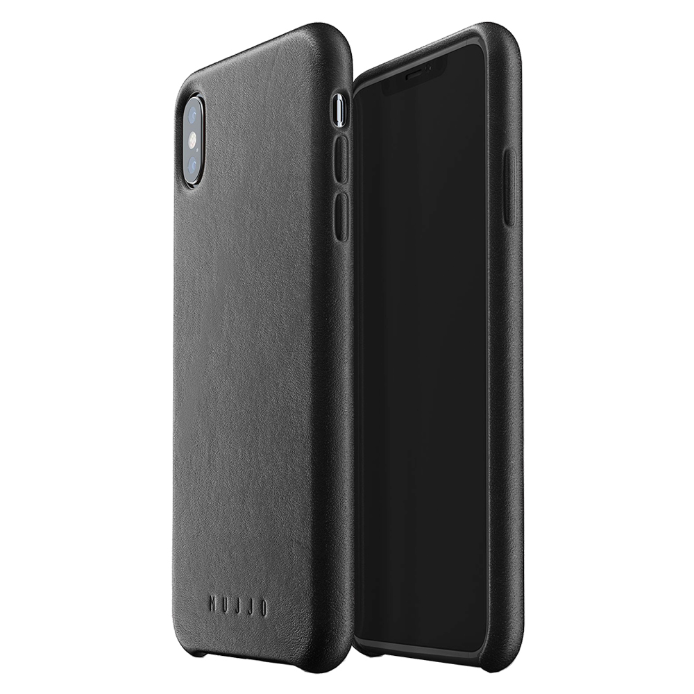 Mujjo Leather Case for iPhone Xs Max