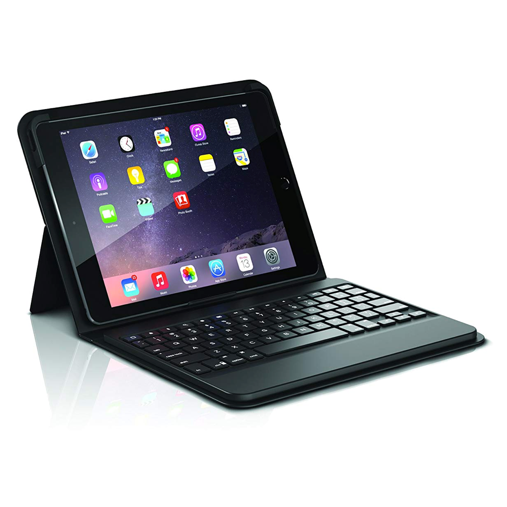 Zagg Rugged Messenger Keyboard/Case for iPad 9.7-inch 2017/2018
