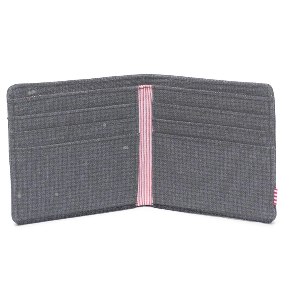 Herschel Roy Wallet 600D Poly - Shadow Grid