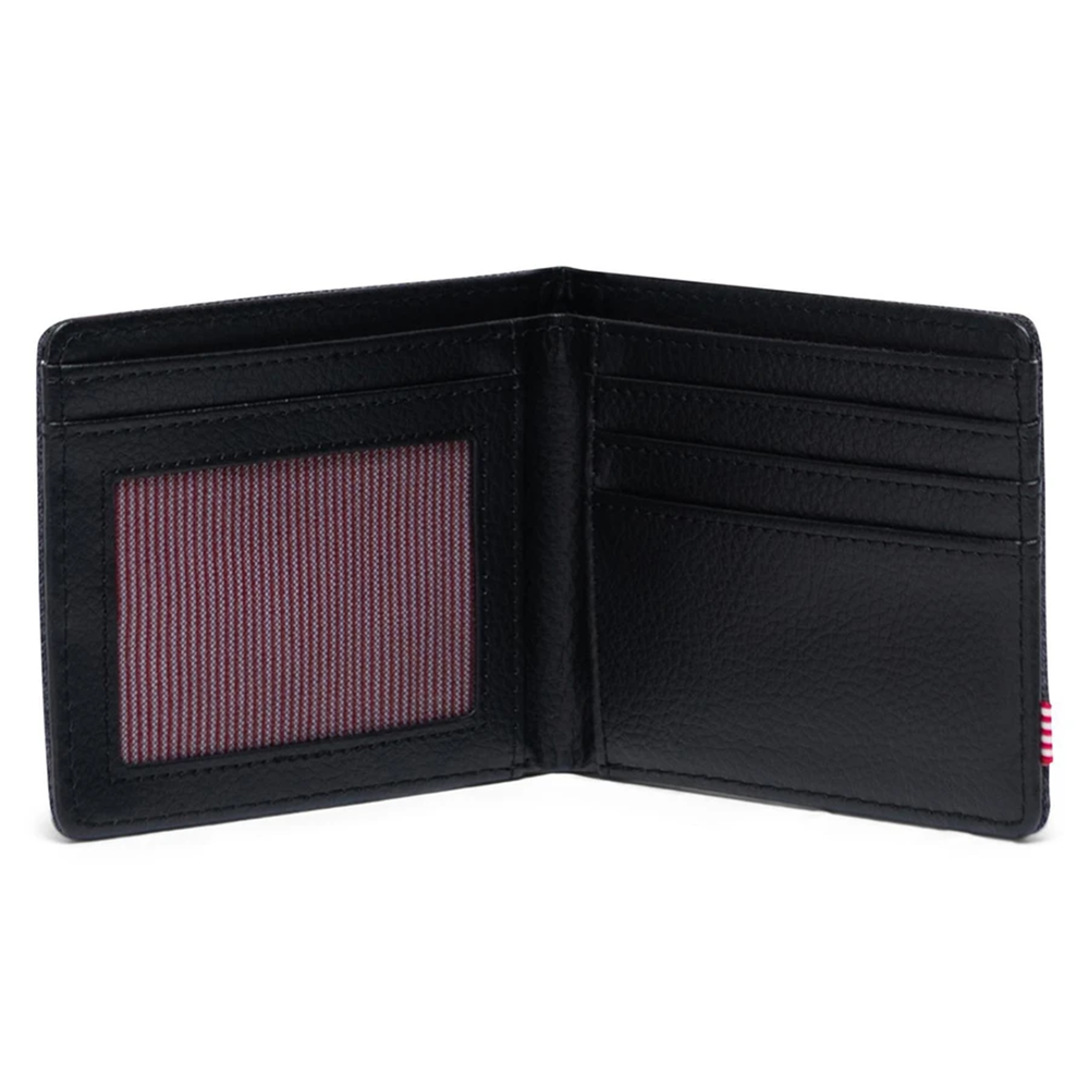 Herschel Hank Wallet 600D Poly - Shadow Grid