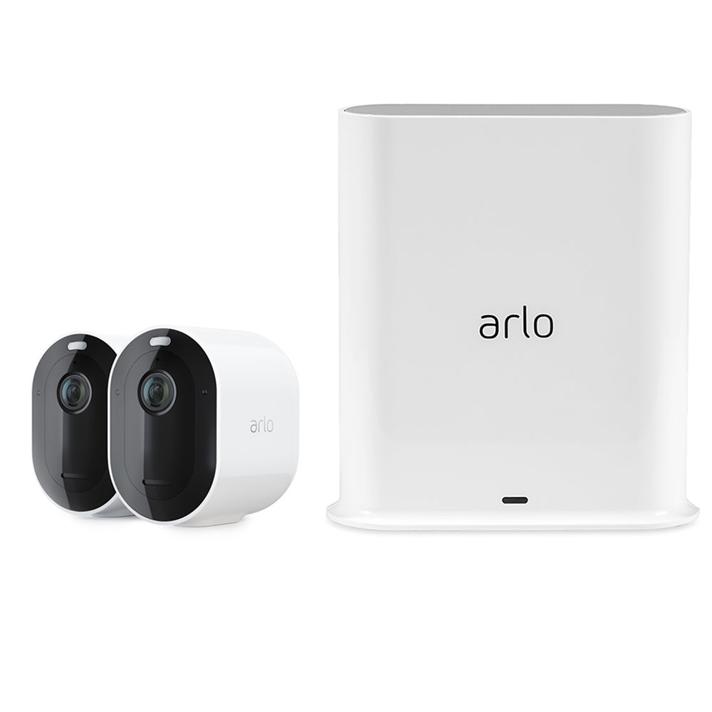 Arlo Pro3 Wire-Free 2 Camera Kit