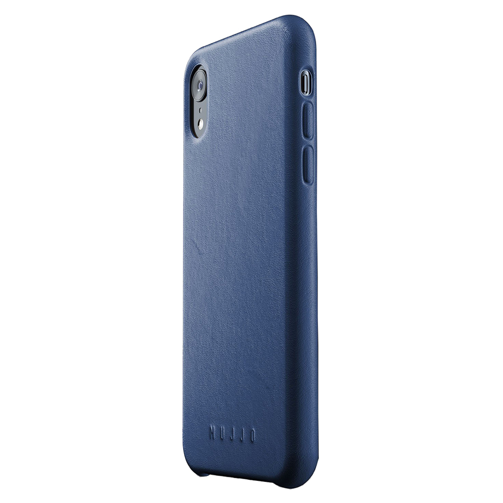 Mujjo Leather Case for iPhone Xr