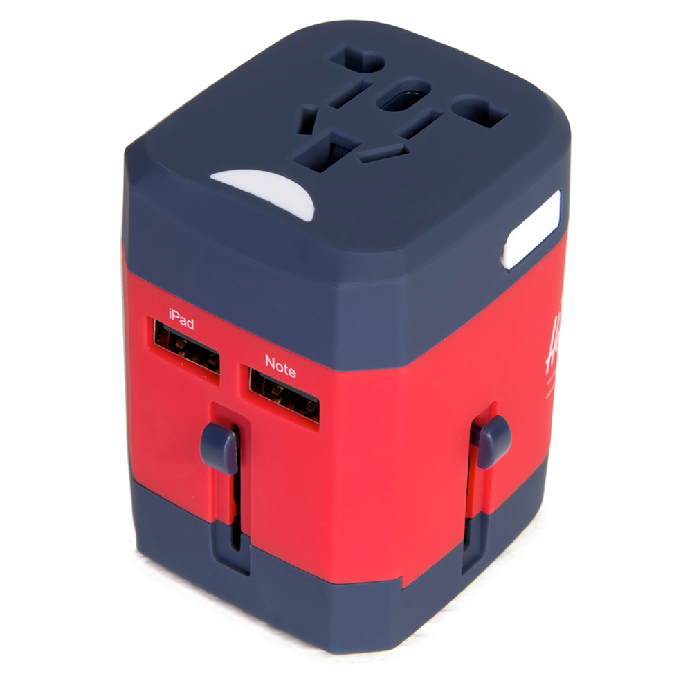Herschel Travel Adapter