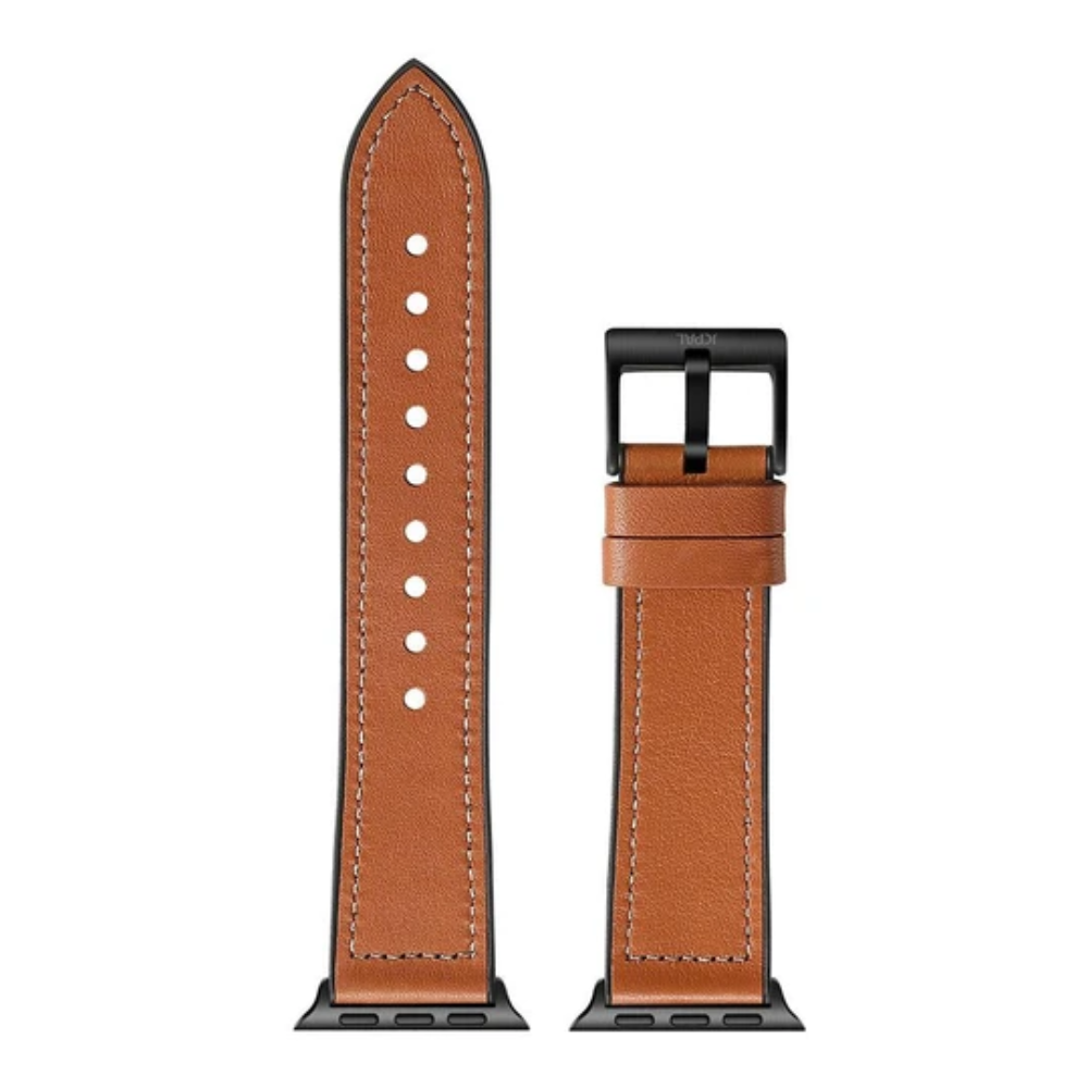 JCPal Gentry Leather Band for Apple Watch 42/44mm