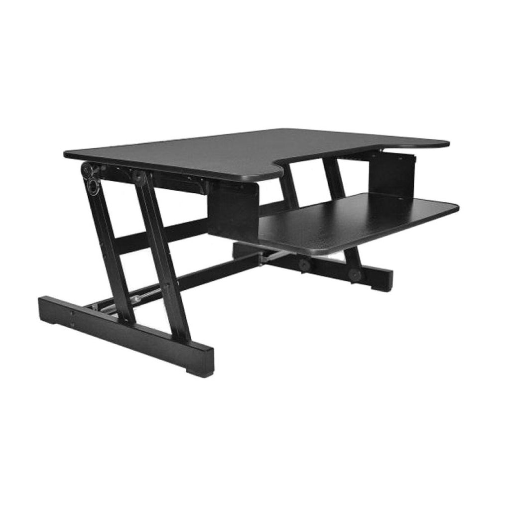 Rocelco ADR Sit to Stand Desk Riser