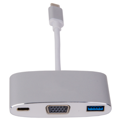 LMP USB-C to VGA Multiport Adapter