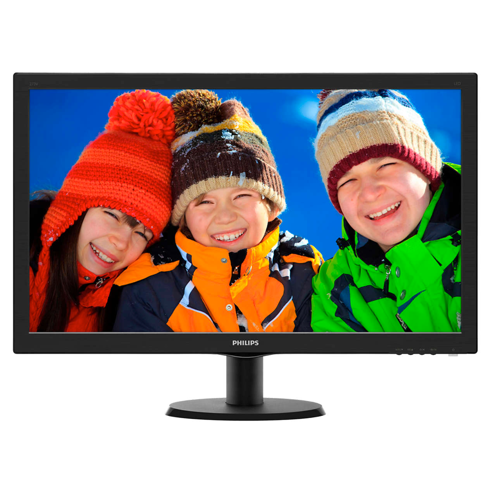 "Philips 27"" LCD Monitor with SmartControl Lite"