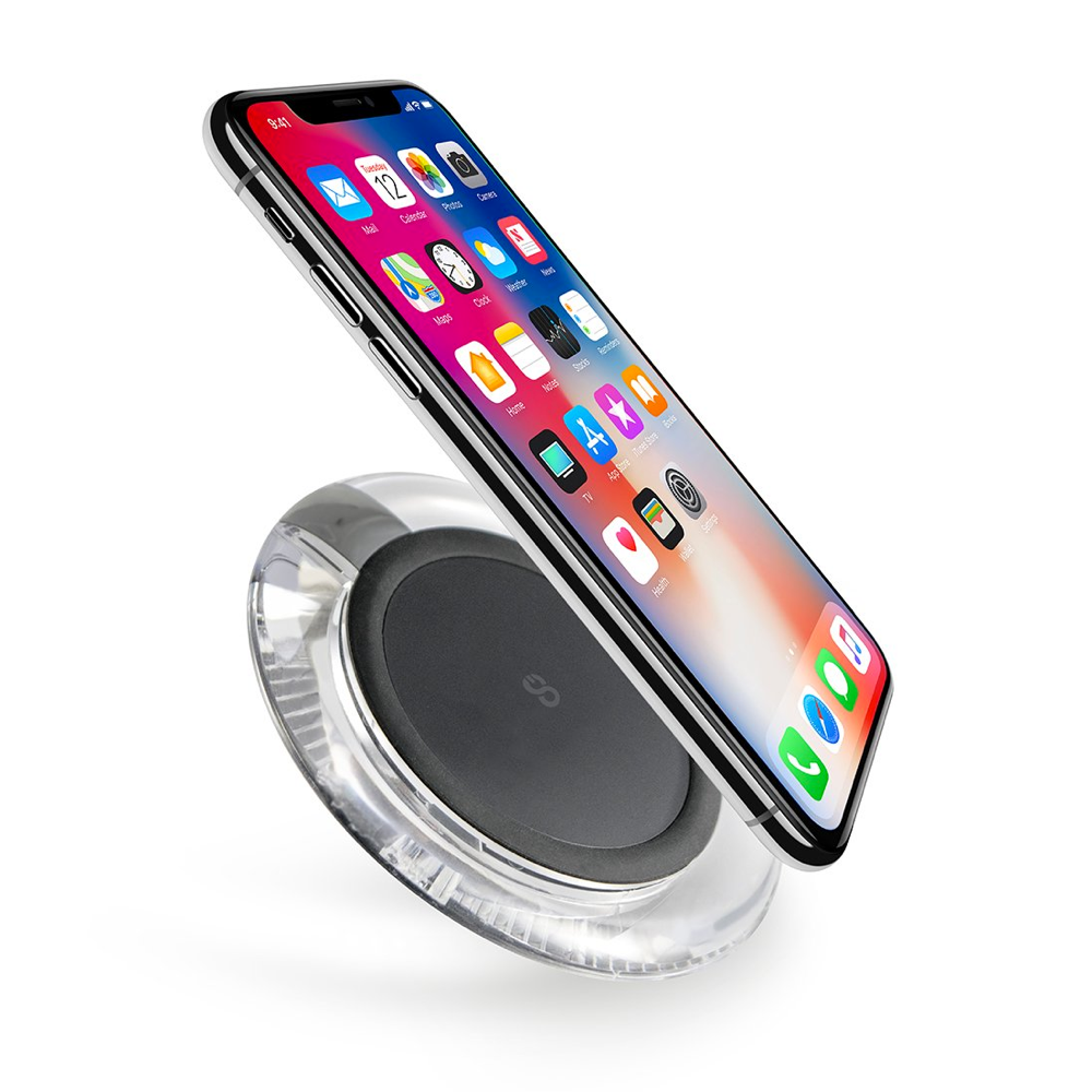 Logiix Piston Qi Wireless Charger