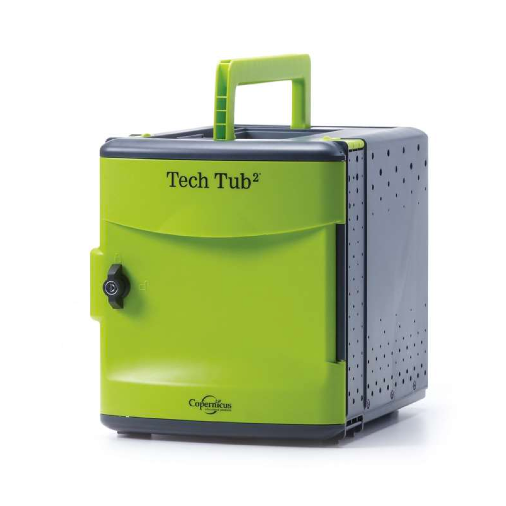 Tech Tub2: Holds 6 Devices