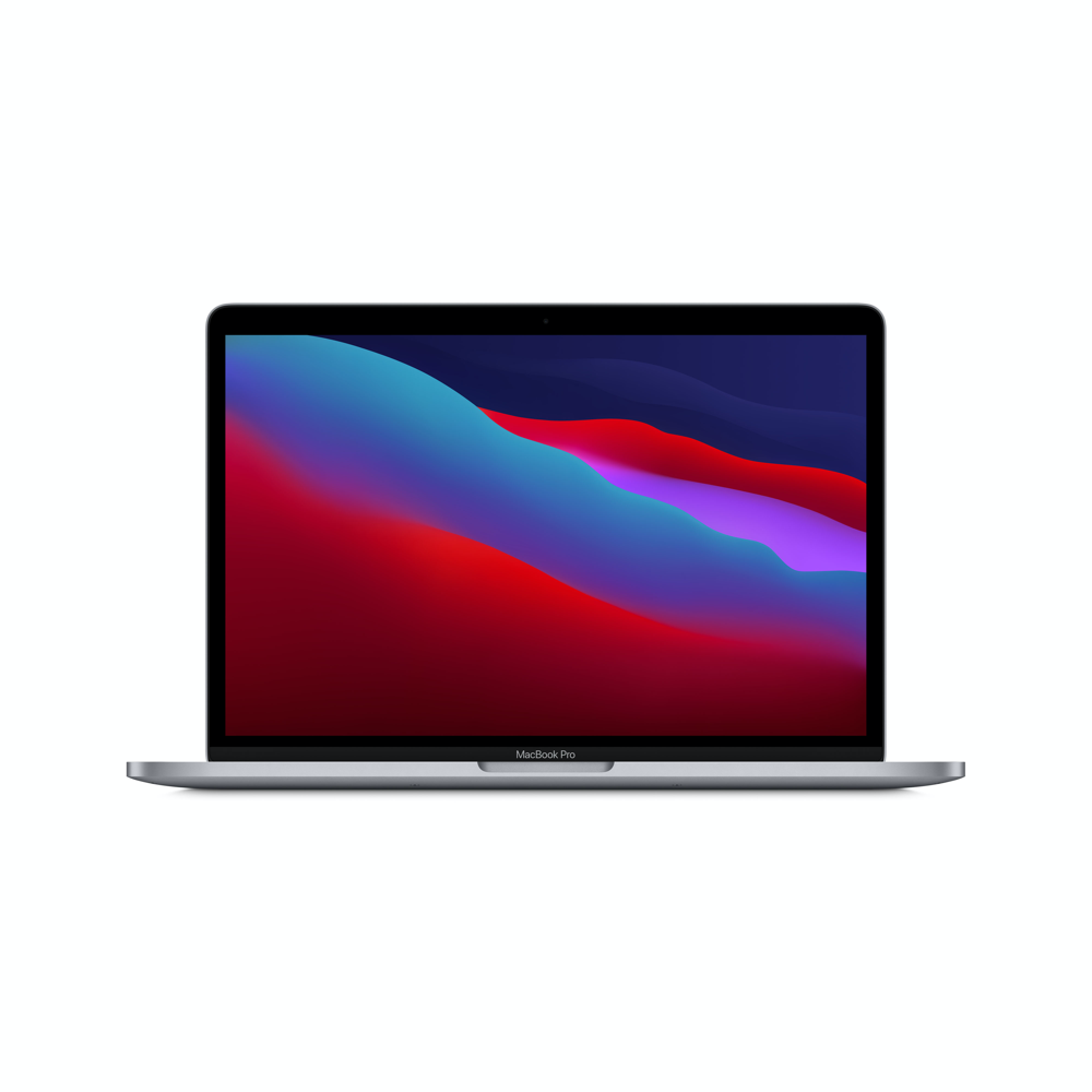 Apple MacBook Pro 13-inch with Touch Bar (Fall 2020, 2 ports, M1)
