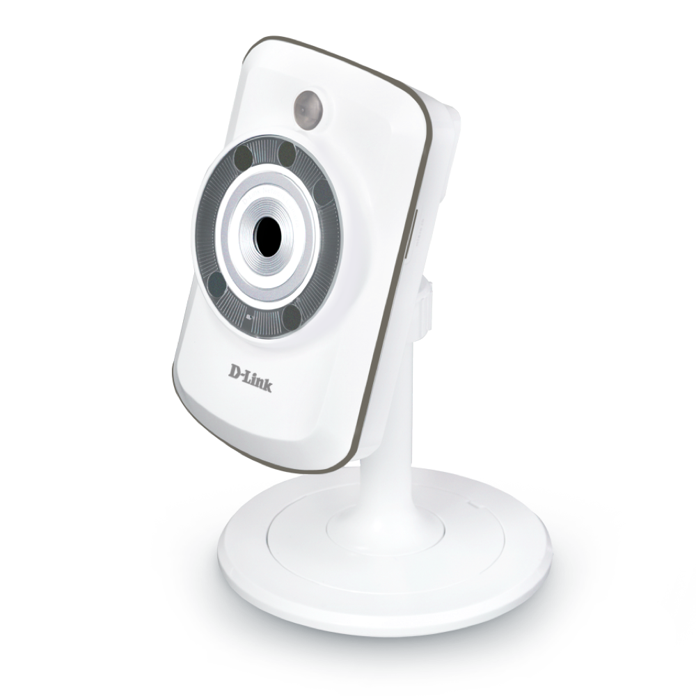 D-Link Wireless Day/Night Network Cloud Camera
